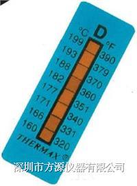 八格温度热敏试纸