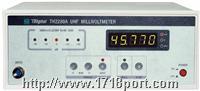 超高频毫伏表TH2280A TH2280A(9kHz-2GHz)