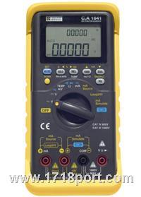 过程校验仪 CA1641 CA1643