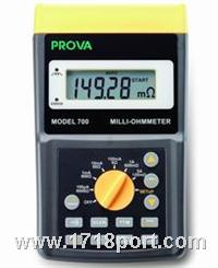 PROVA-700微欧姆表 PROVA-700 PROVA700  泰仕700