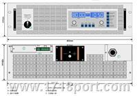 高功率可编程直流电源 PS-8240-170-3U(240V/170A)