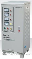 SVC-6000VA三相高精度交流稳压器 SVC-6000VA三相高精度交流稳压器(6000VA/40.5Kg)