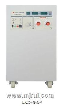 高压耐压测试仪15KV-50KV选型 LK2674G  LK2674F  LK2674E  LK2674D LK2674C LK2674B