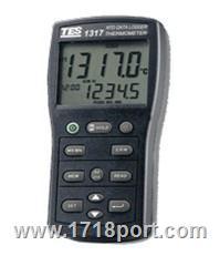 白金电阻温度表TES-1317 TES-1317(-150℃-+1767.0℃)