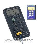 记忆式温度计TES-1307 TES-1307