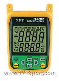 數位溫度錶 YC-821N 说明书、参数