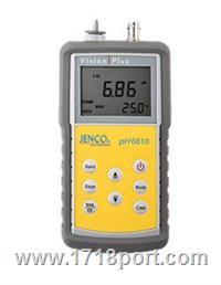 便携式电导率 6810  说明书、参数