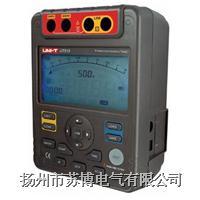 UT511兆欧表|UT-511苏博绝缘电阻测试仪|UT511|UNI-T数显兆欧表