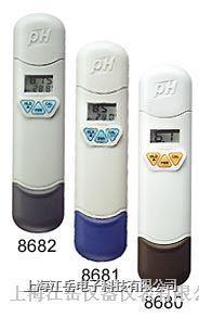 台湾衡欣 AZ8680/AZ8681/AZ8682酸碱计/PH计