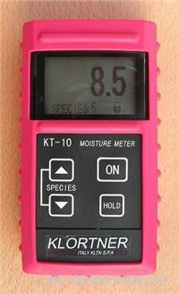 意大利KT-10单板木材水分儀|单板水分測定儀表|KT-10便携式木材测水仪表 KT-10