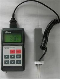 电磁波感应式**水分测试仪|快速**水分测定仪 SK-100