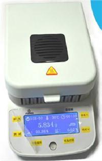 上海越平DSH-50-5快速水分測定儀/水分測量儀/水分檢測儀鹵素水分測量儀/檢測儀 DSH-50-5