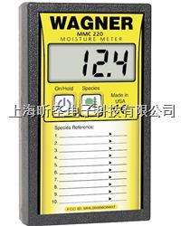 供應美國WAGNER非破壞式木材含水率測量/檢測/測定儀MMC220 MMC220