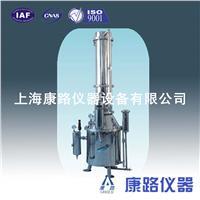 塔式蒸汽重蒸馏水器供应 TZ100
