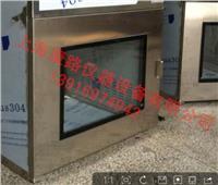 上海厂家定做不锈钢洁净传递窗 内600mm
