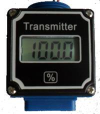 液晶赫斯曼表头-无源变送器表头 HSM-LCD无源变送器表头