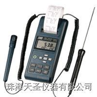 泰仕表式溫濕度計 TES-1362