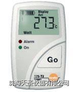 德图电子温度记录仪 testo 175-T2