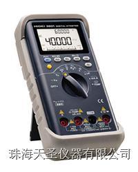 日本日置数字万用表 3801-01