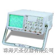 臺灣固緯新世代類比式示波器 GOS-6051