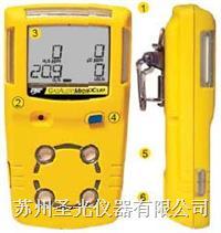 复合气体检测仪 加拿大 MC-4 GasAlertMicroClip
