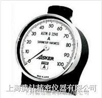 日本ASKER C3橡胶硬度计 C3型