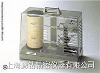 日本佐藤牌7210-00型温湿度自记记录仪 7210-00