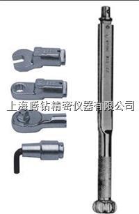 日本KANON中村N-LCK型头部交换式扭力扳手 N-LCK型