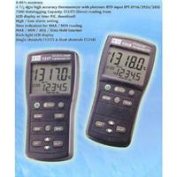 白金电阻温度表 TES-1318