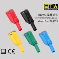 苏州 ETA3013 灯笼叠插头 ETA3013
