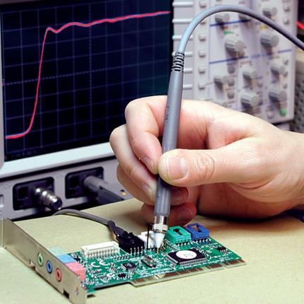示波器探头和附件