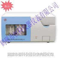 微机测硫仪 检测煤炭含硫量仪器 HKCL-8000A