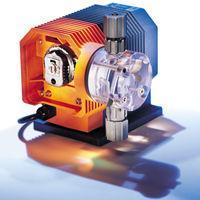 电机驱动隔膜计量泵 Alpha系列