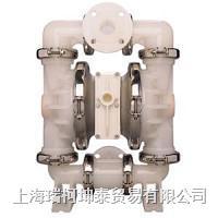 P4 塑料泵 38 mm (1 1/2