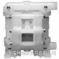P25 塑料泵 6 mm (1/4