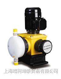 米顿罗GMA型机械隔膜计量泵 GMA型机械隔膜计量泵