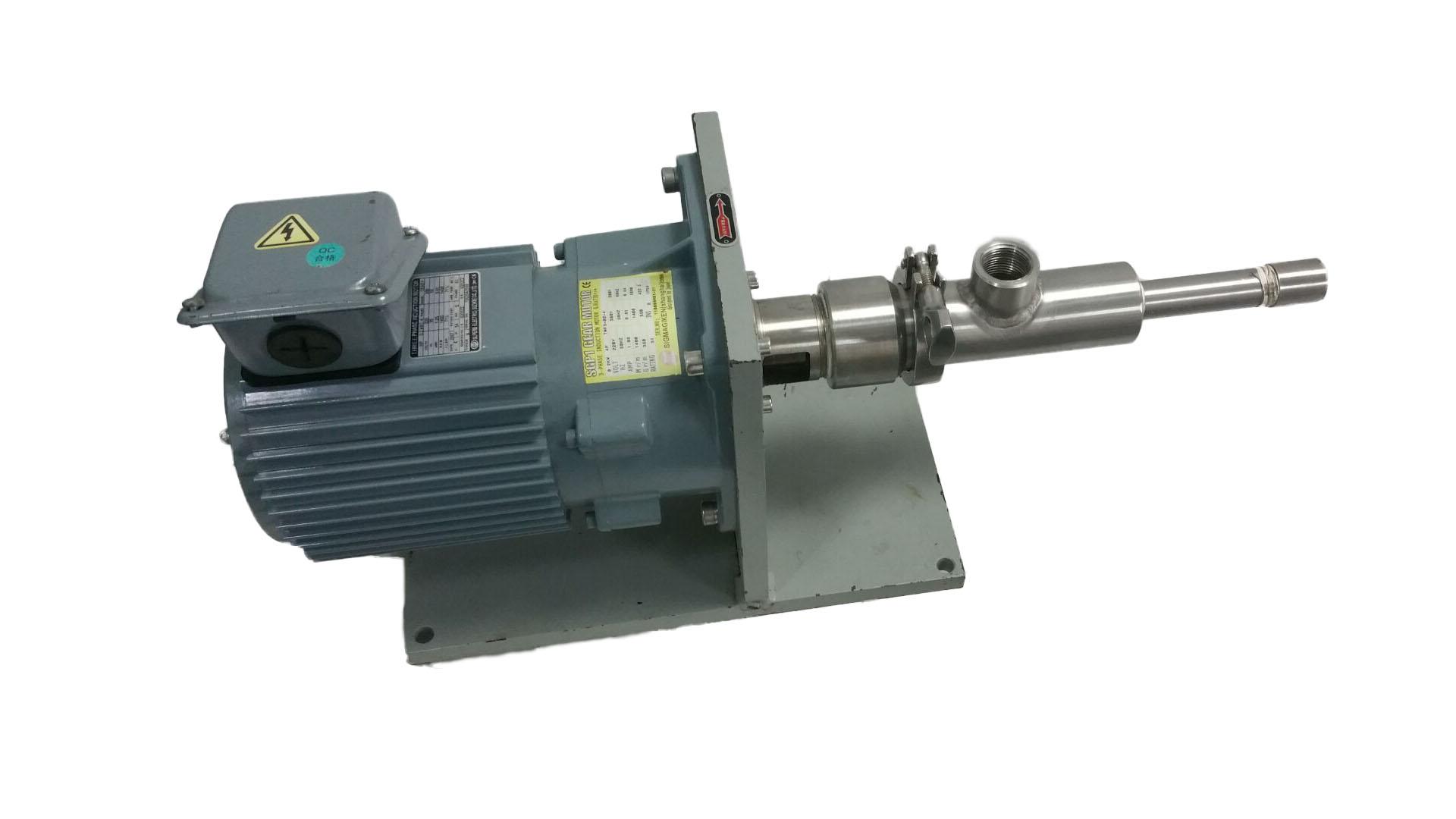 RV1.5.3微型螺杆泵