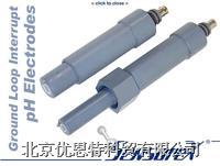 内置接地回路pH电极-美国SENSOREX(神瑞) DA系列
