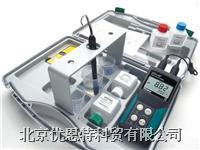 pH/ORP/电导率/溶解氧/温度- 德国多参数测定仪 Data Line