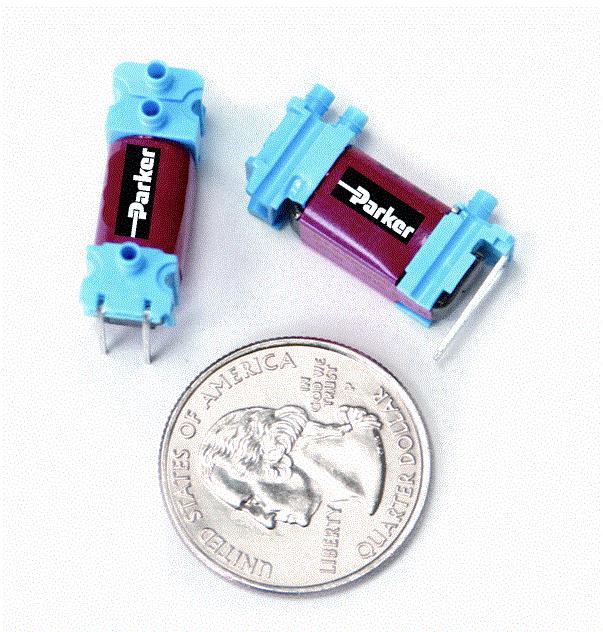 超微型气体电磁阀