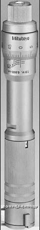 三点式内径千分尺 368系列Holtest(Ⅱ)型