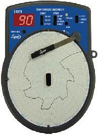 Supco 温度图表记录仪 Supco