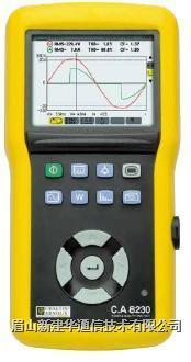 電能質量分析儀(單相) CA8230(CA8220)