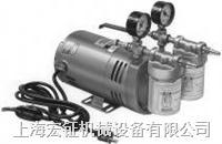 美国GAST 0323-V3-SG588DX旋片式真空泵 0323-V3-SG588DX