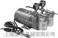 美国GAST 0323-V4-SG588DX实验室用旋片式真空泵 压缩机