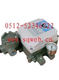 YT-1000R回转型系列电气阀门定位器 YT-1000R回转型系列电气阀门定位器
