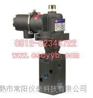 YT-700D防爆型4通電磁閥  YT-700D防爆型