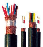 DJYV(R)P 聚乙烯绝缘铜丝编织总屏聚氯乙烯护套计算机用屏蔽(软)电缆 DJYV(R)P