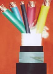 通信电源用阻燃软电缆 ZA-RVV(ZRRVV ZRVVR RVVZ) ZA-RVV(ZRRVV ZRVVR RVVZ)
