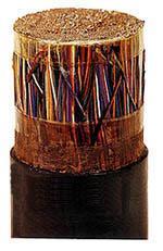 大对数通信电缆,大对数电话电缆,100对以上 HYA